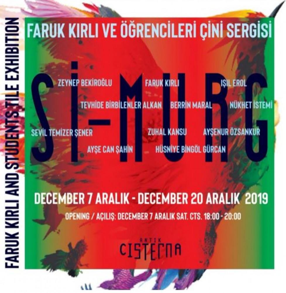 """""""Sİ – MURG"""" Sergisi"""