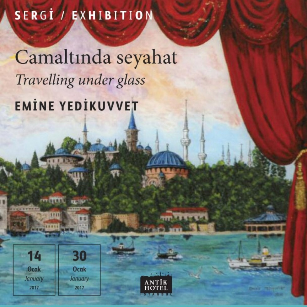 Camaltında seyehat – Travelling under glass