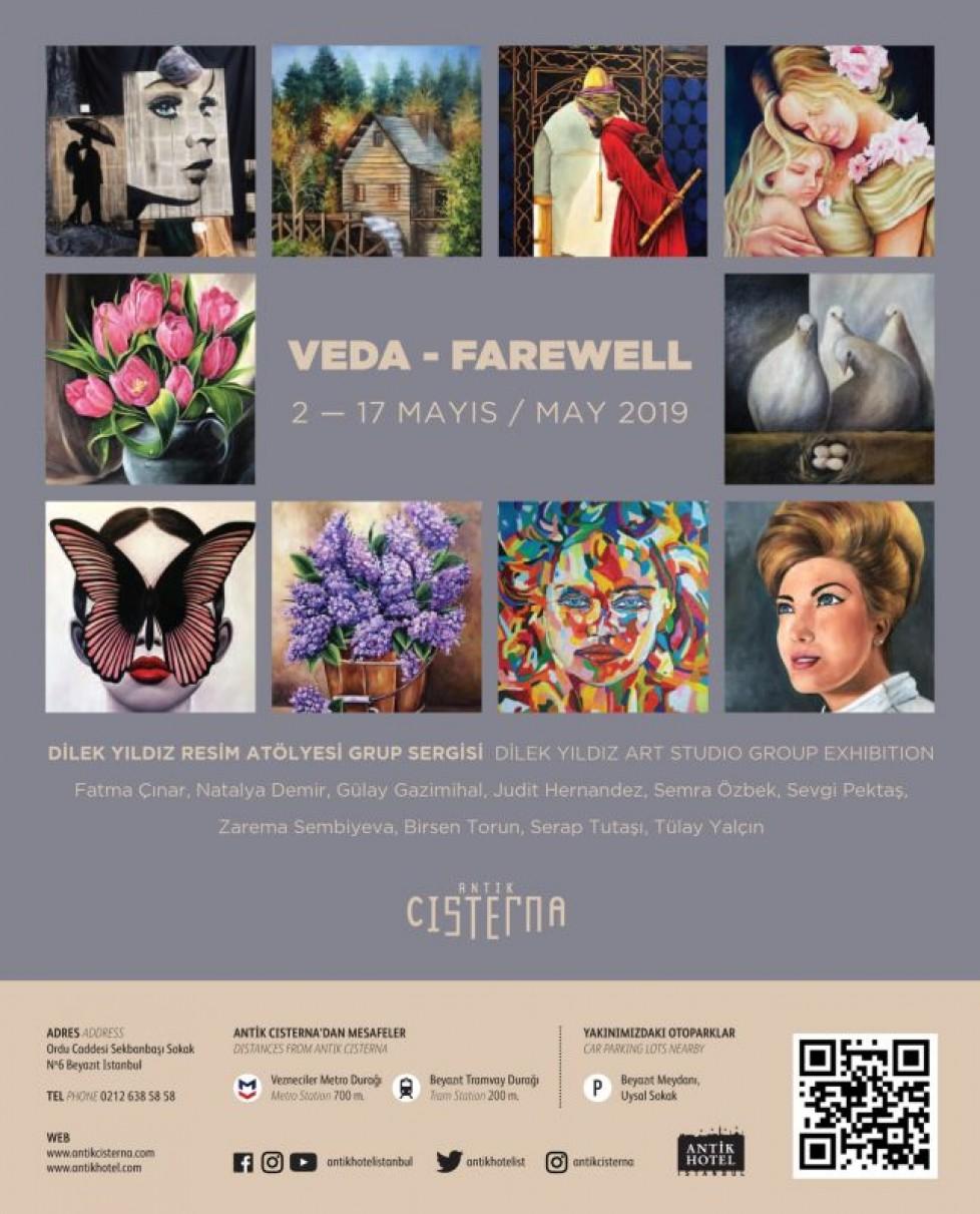 Veda- Farewell