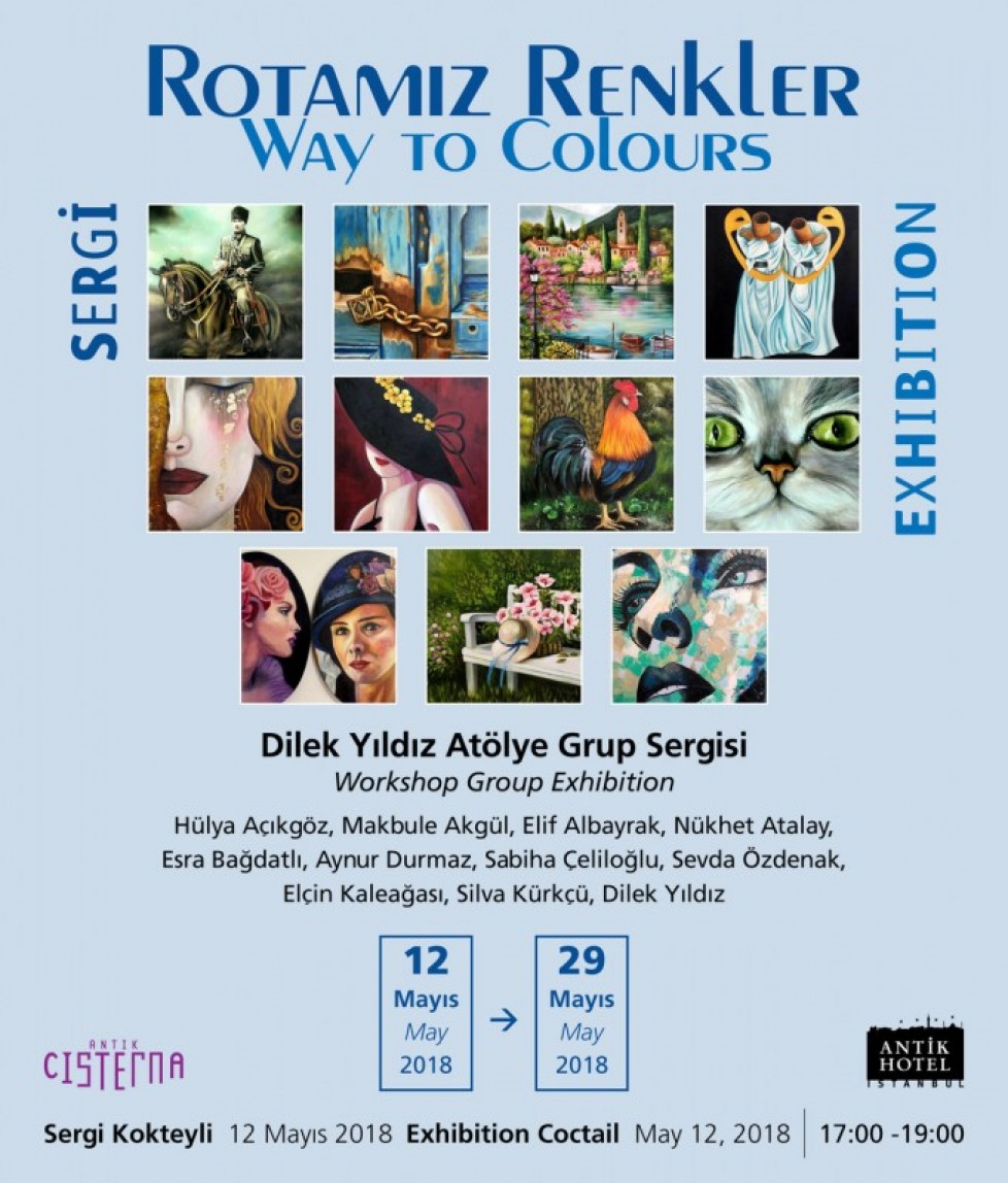 Rotamız Renkler / Way to Colours