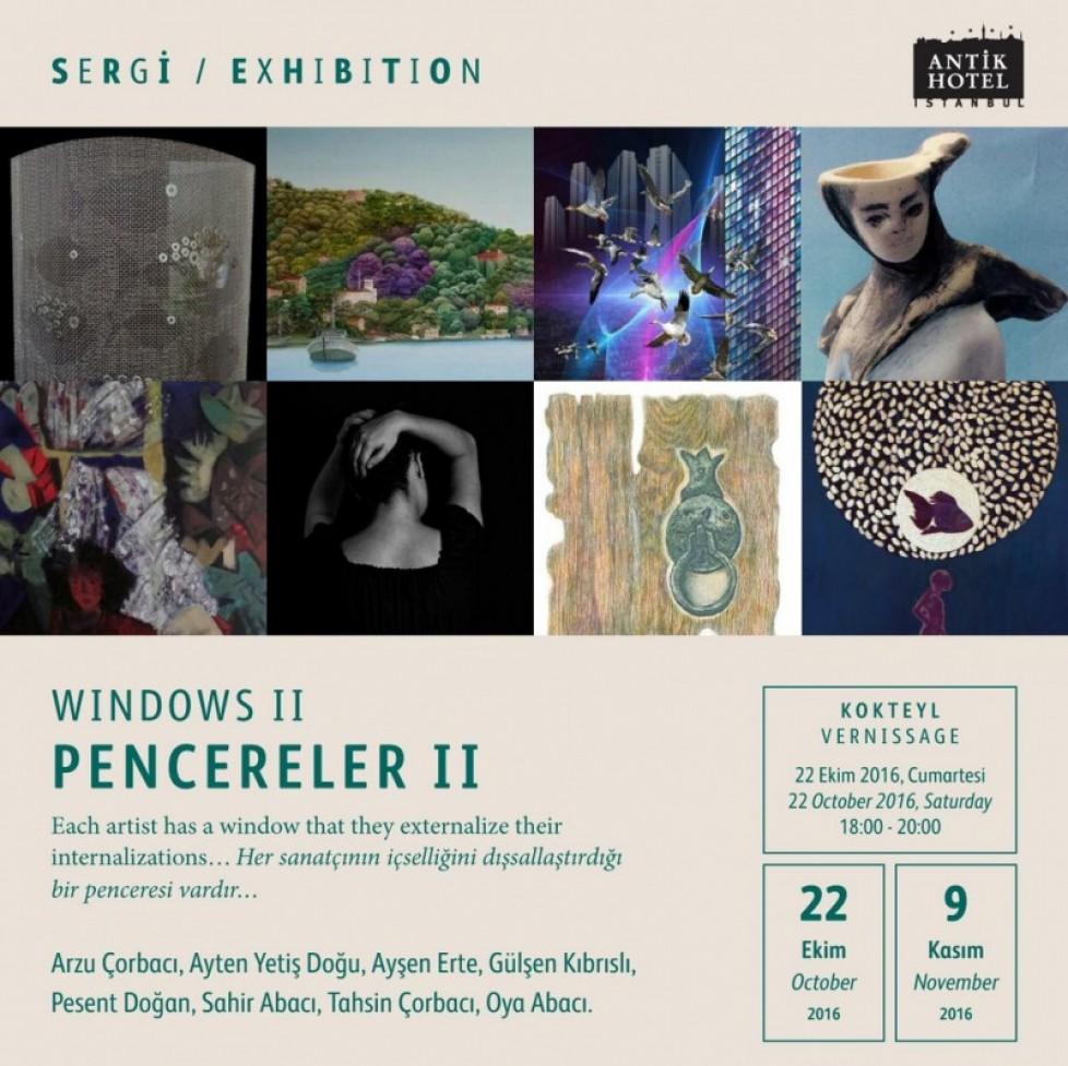 PENCERELER II / WINDOWS II
