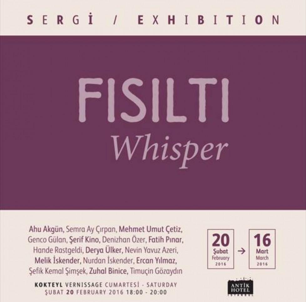 FISILTI – WHISPER