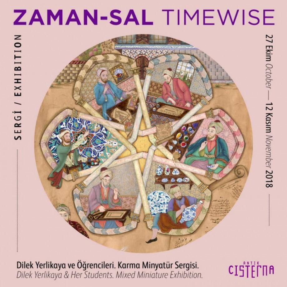 Zaman-Sal / Time Wise