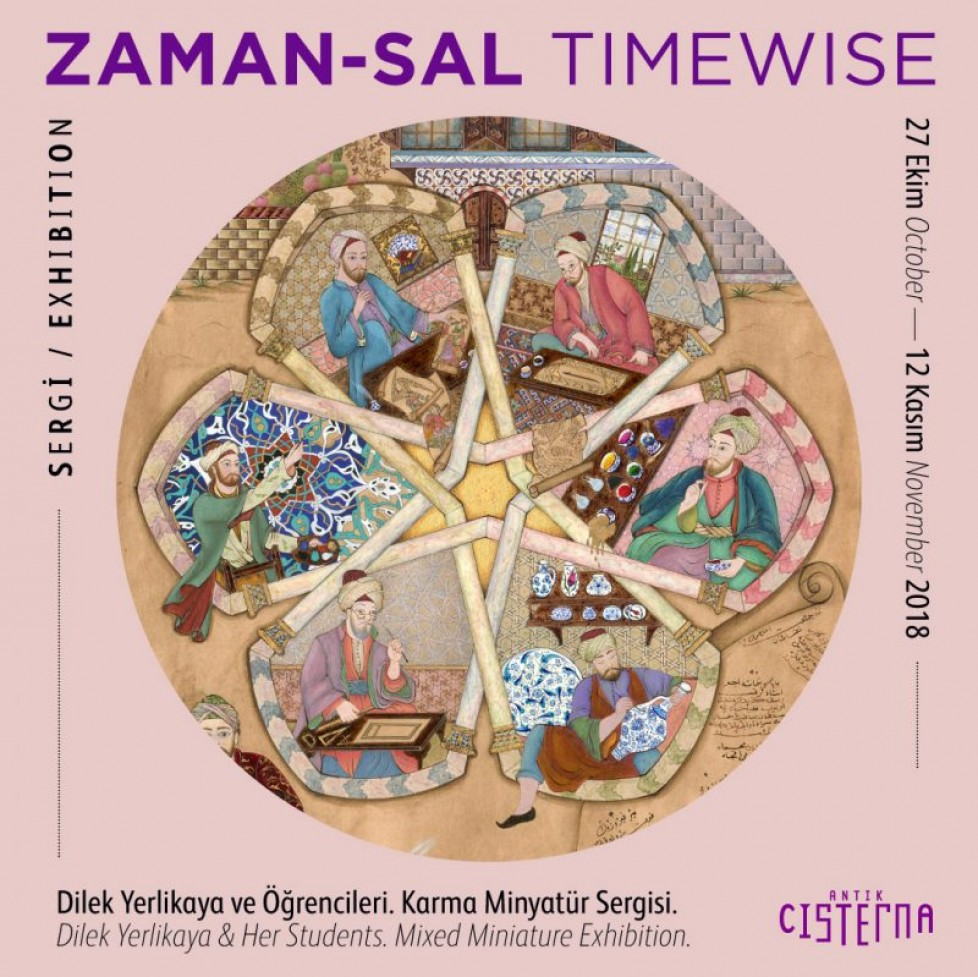 Zaman-Sal / Time Wise